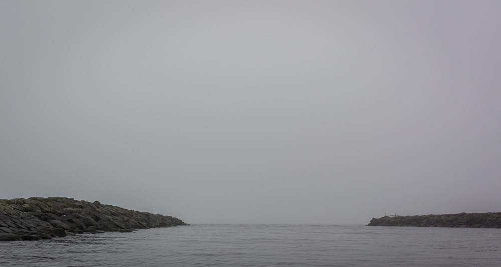 Dimmigt kring pirarmarna