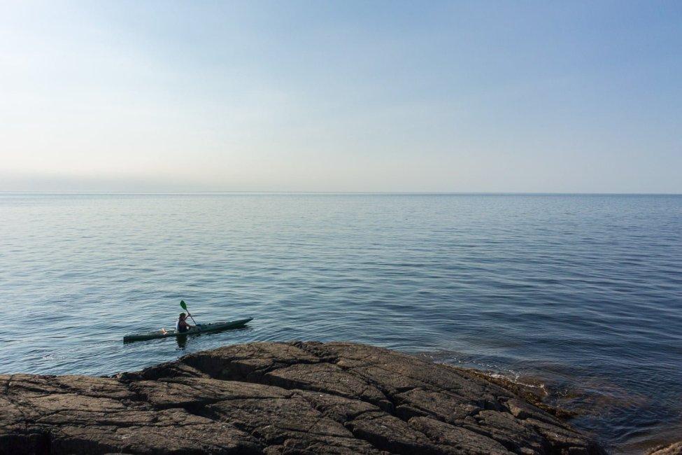 Pia och horisonten