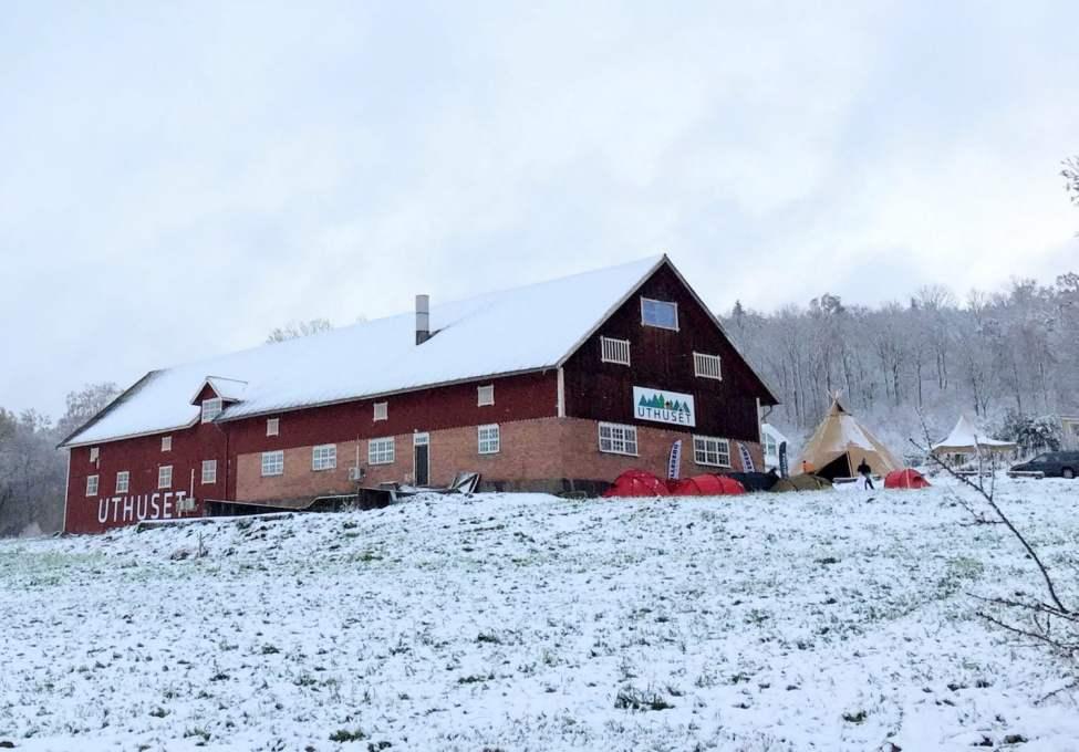 Uthuset i Skärstad - här finns finfina friluftsprylar. Bland annat Western Mountaineering, Frost River med meraUthuset i Skärstad - här finns finfina friluftsprylar. Bland annat Western Mountaineering, Frost River med mera
