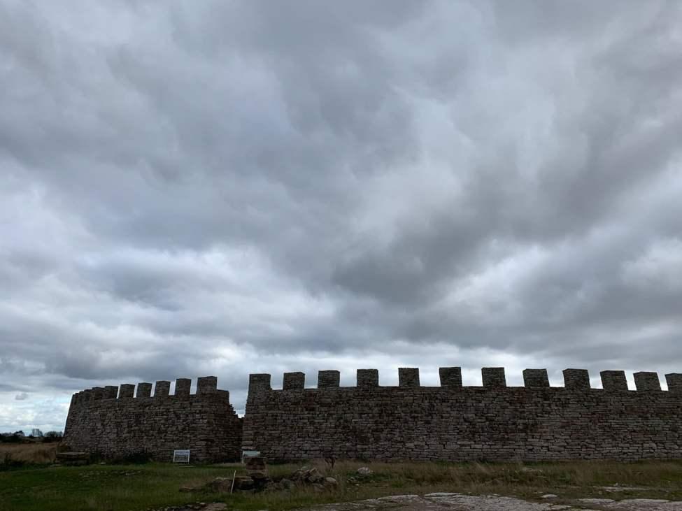 Ekeborg ruin
