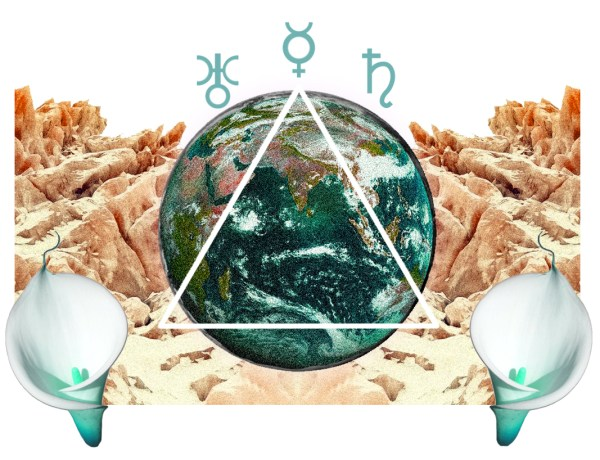 September Horoscopes​: Earth Trines & Moon Manifesting