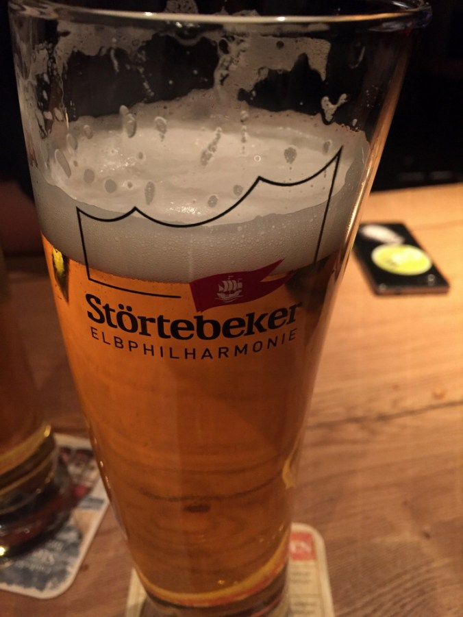 Elbphilharmonie Bier Störtebeker