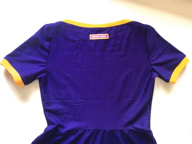 Kleid Ella pattydoo Rückseite