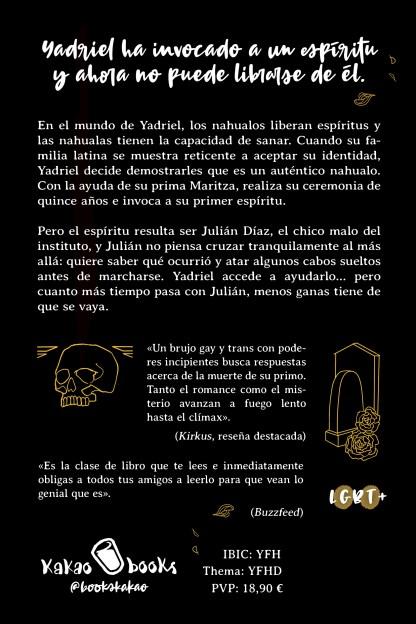 Los chicos del cementerio - Contra