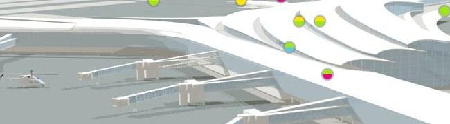 Thales airport, airspace aircarft