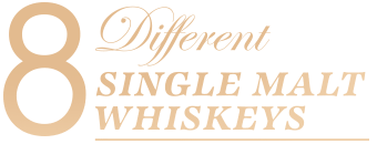 single malt whiskeys