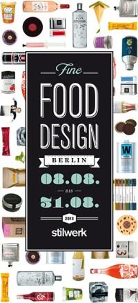 kakoii packaging design in the Food Design Exhibition at Stilwerk Berlin