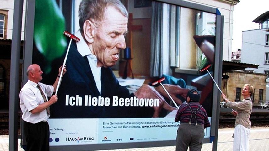 Kakoii Berlin Werbeagentur - Diakonie.