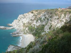 Kalabrien Küste Capo Vaticano