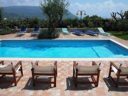 Swimmingpool Kalabrien Feirenhaus Casa Lampedusa