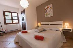 Doppelschlafzimmer Ferienhaus