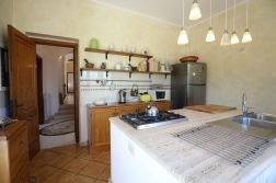 Küche Villa Fortino