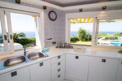 Küche Villa Marisa