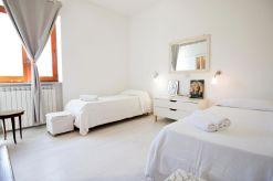 Zweibettzimmer Villa