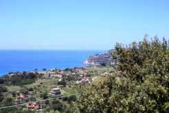 Panorama Kalabrien Ferienvilla