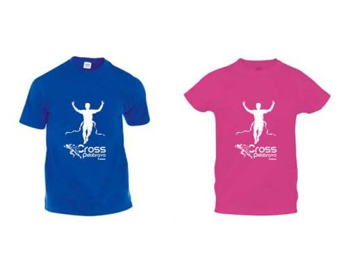Diseño de Camisetas Cross Pelabravo 2018