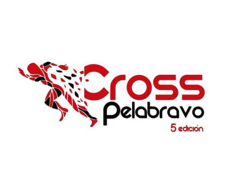 Logotipo Carrera Cross Pelabravo