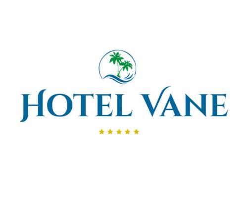 Logotipo Hotel Vane en Senegal