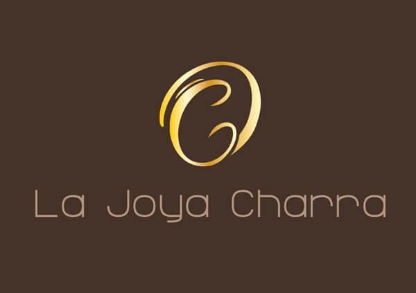 Diseño de logotipo de la joya Charra