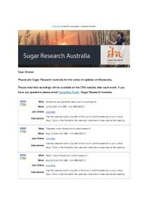thumbnail of Upcoming SRA webinar