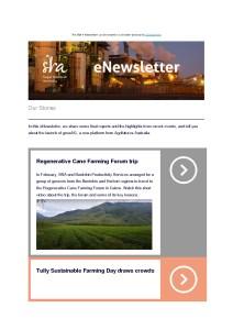 thumbnail of The SRA e-newsletter – 15.04.21