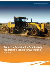 thumbnail of Form_17-guideline-conditionally-registering-vehicle-qld
