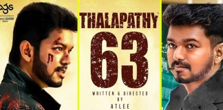 Official Announcement About Thalapathy 63