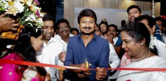 Actor Producer Udhayanidhi Stalin Inaugurated S Hotels