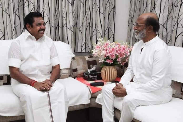 Criticism for Rajini's speech Criticism for Rajini's speech in Namadhu Ammain Namadhu Amma