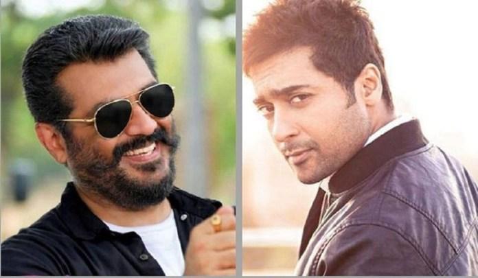 Suriya Review on Mankatha