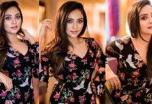 Actress Smruthi Venkat Stills