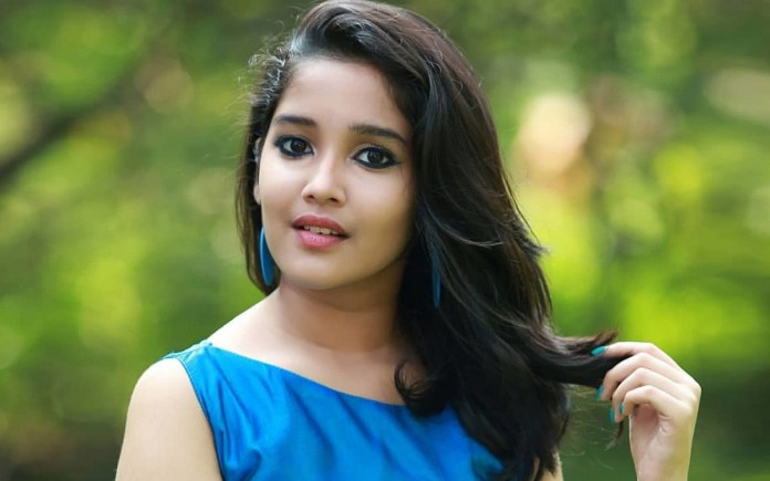 Anikha Surendhar Forest Photoshoot