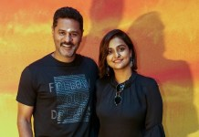 Prabhu Deva and Remya Nambeesan New Movie Launch