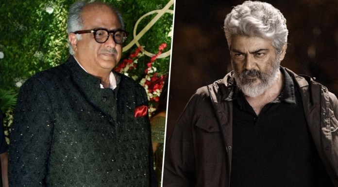 Boney Kapoor About Valimai Update