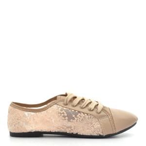 reducere Pantofi dama June bej, cel mai mic pret