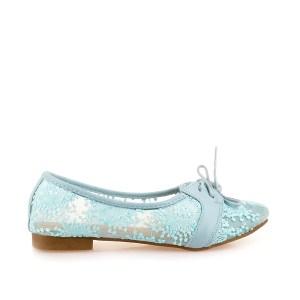 reducere Pantofi dama Erika bleu, cel mai mic pret