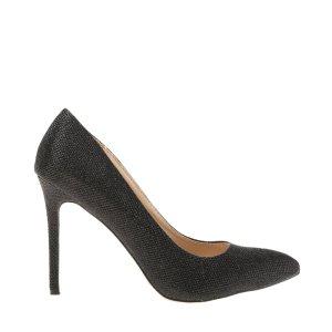 reducere Pantofi dama Claudia 1 negri, cel mai mic pret