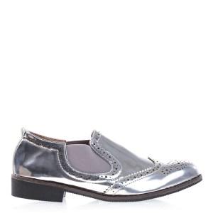 reducere Pantofi dama Mattie argintii, cel mai mic pret
