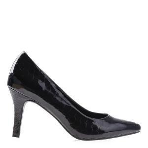 reducere Pantofi dama Macias negri, cel mai mic pret