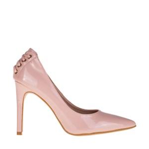 reducere Pantofi dama Amara roz pal, cel mai mic pret