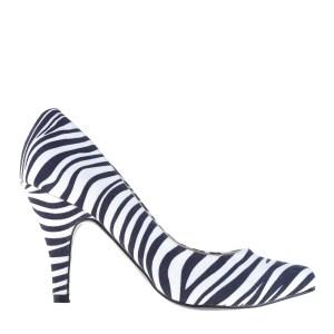 reducere Pantofi dama Marcela albi, cel mai mic pret