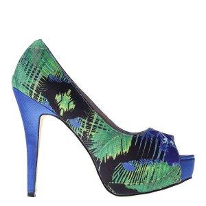 reducere Pantofi dama Susanne albastri, cel mai mic pret