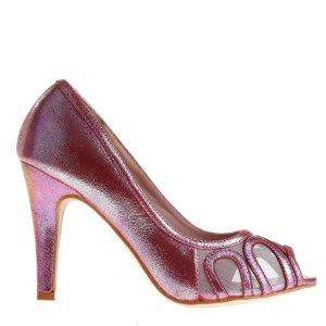 reducere Pantofi dama Eris fucsia, cel mai mic pret