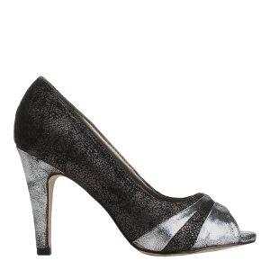 reducere Pantofi dama Odalis negri, cel mai mic pret