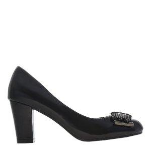 reducere Pantofi dama Wilbur negri, cel mai mic pret