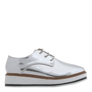 reducere Pantofi dama Kelsey argintii, cel mai mic pret