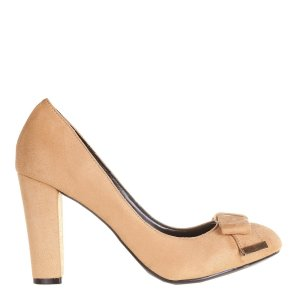 reducere Pantofi dama Zenaida camel, cel mai mic pret