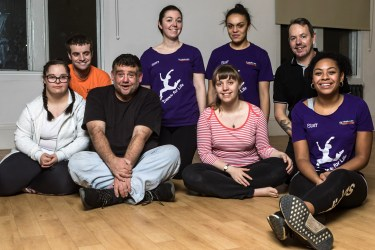 Mixed Ability Dance Classes