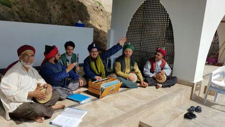 Qawaali performance – Shah e Mardaan Qawwals