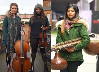Tapp / ONE by Mithila Sharma – Music Double Bill